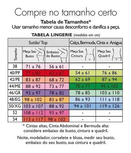 kit com 4 calcinha nova clássica plus  / demillus