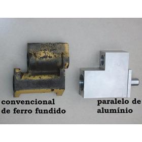 Kit Com 4 Corpo Pneumático Nh9577831 Pra Colheitadeira