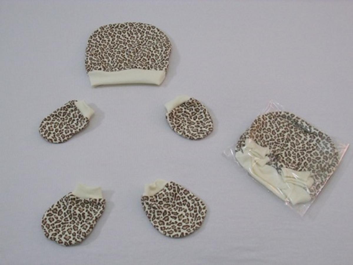 b1a496ab10 Kit Com 4 Kits Touca