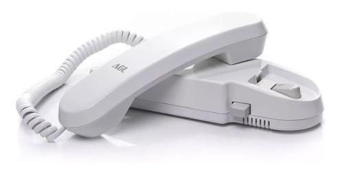kit com 4 monofones para interfone universal agl p-100
