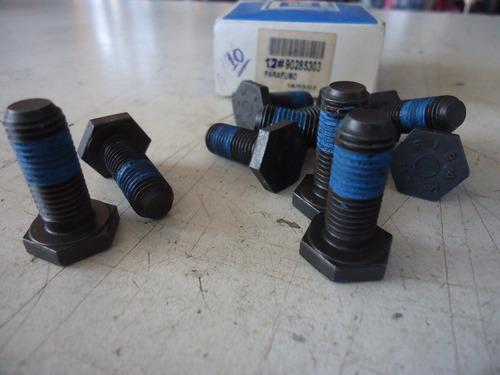 kit com 4 parafuso volante motor astra 95 original 90285303