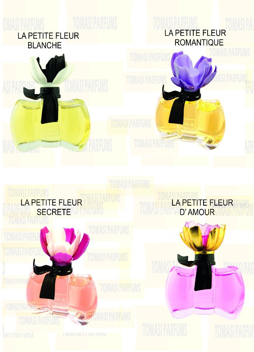 Kit Com 4 Perfume Paris Elysees La Petite Fleur 100ml - R  184,45 em ... 2191de4367d
