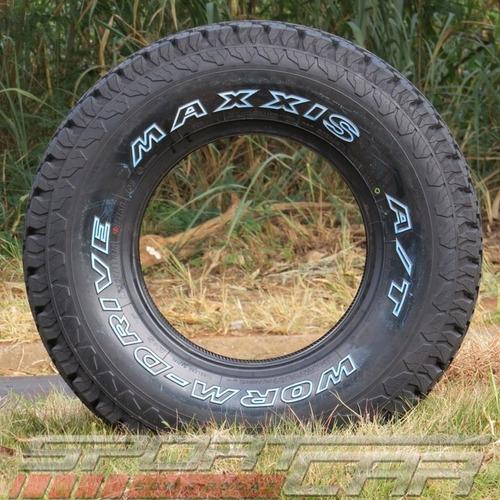 kit com 4 pneu aro 16 maxxis 265/75r16 bravo at980 f250 bf