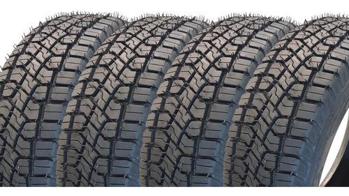 kit com 4 pneus atr 185/70 r14 remold nacional frete gratis