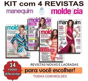 8c56f2bbb Revistas Manequim Com Moldes Moda Costura Novas no Mercado Livre Brasil