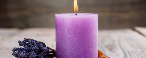 kit com 4 unidades velas aromáticas perfumada 60gr cada
