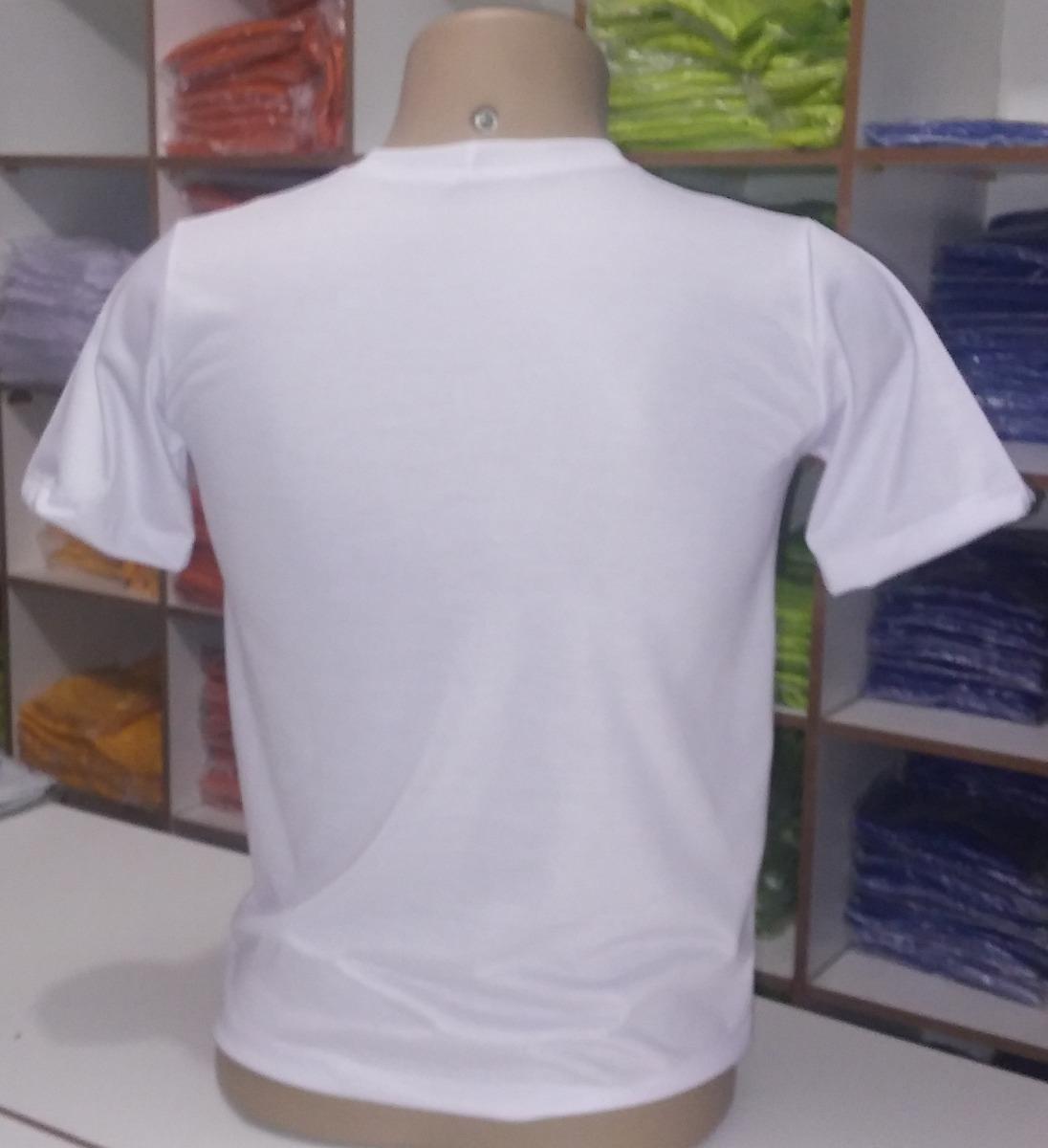 36398755c Kit Com 40 Camisetas 100% Poliéster Lisa Para Sublimação - R  451