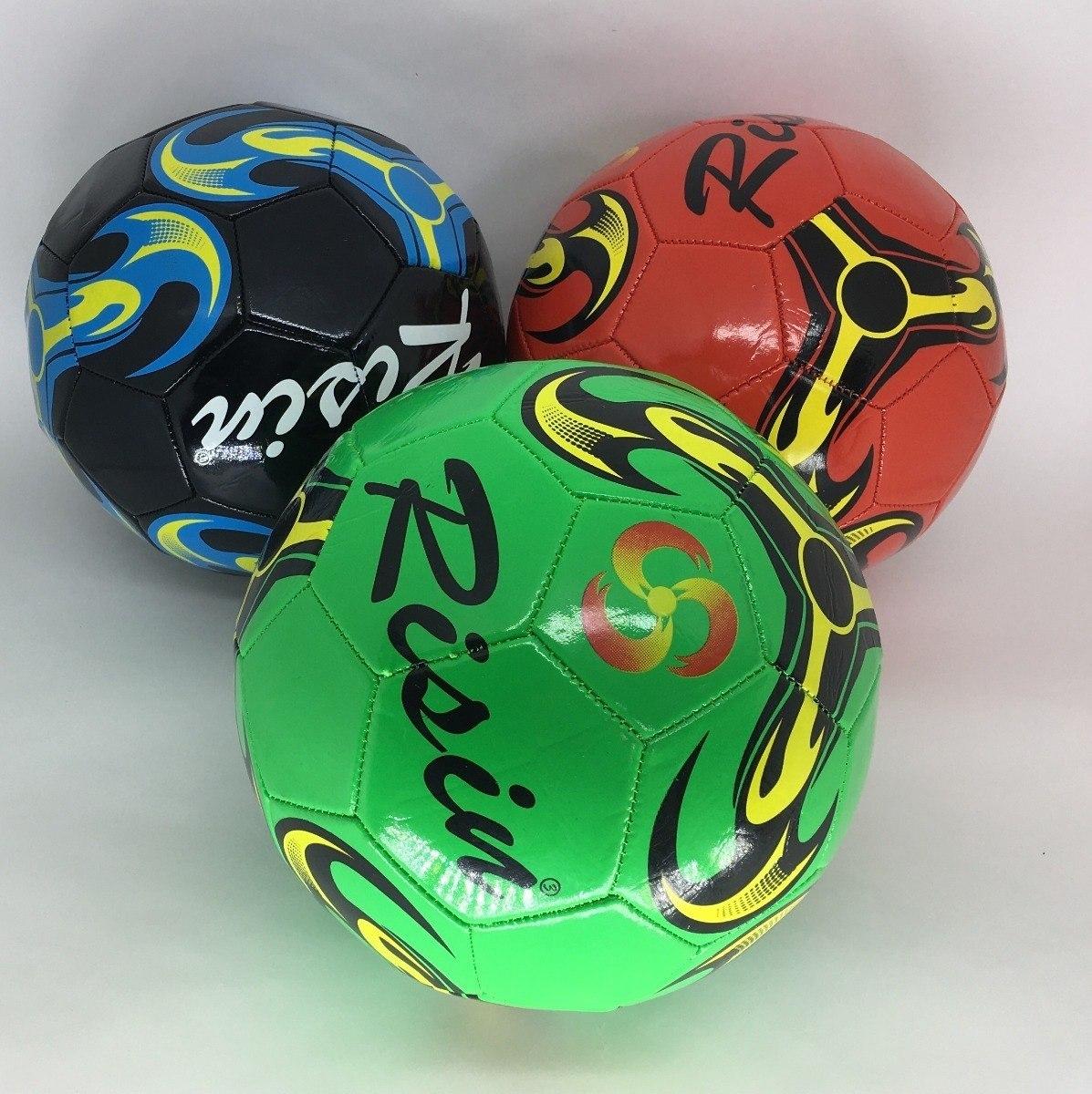 kit com 5 bolas de futebol para revenda - preço de atacado. Carregando zoom. ab25c101d6d6b