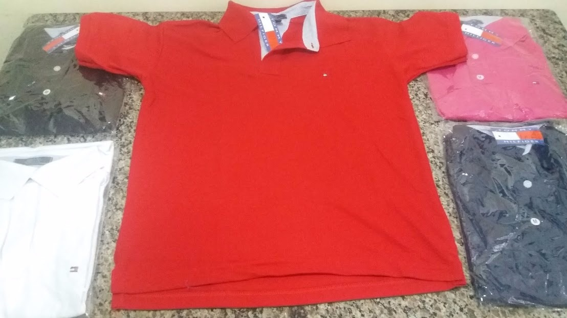 ... camisa polo tommy hilfiger importada fretre grátis. Carregando zoom. bb11909d6e4fd