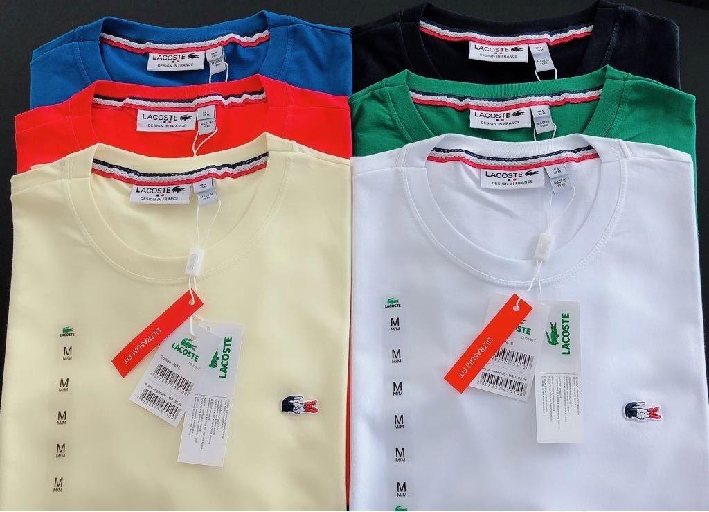 ... camisetas lacoste importada peruana. Carregando zoom. 712f74a6451