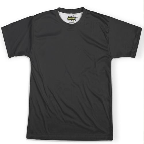 kit com 5 camisetas masculinas dry fit estampa a escolher
