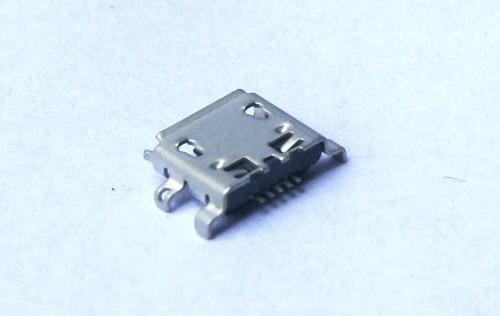 kit com 5 conectores mini micro usb tablet gênesis 7340