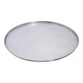 Kit Com 5 Formas Para Pizza De 35 Cm Em Aluminio