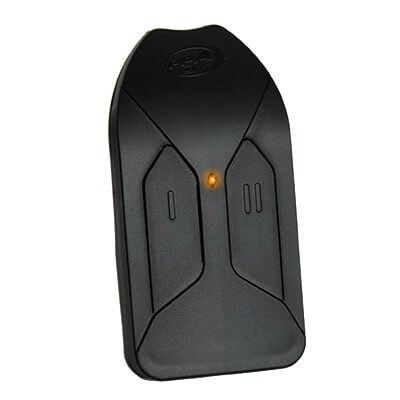 kit com 5 pçs controle remoto ppa tok 433 mhz original saw