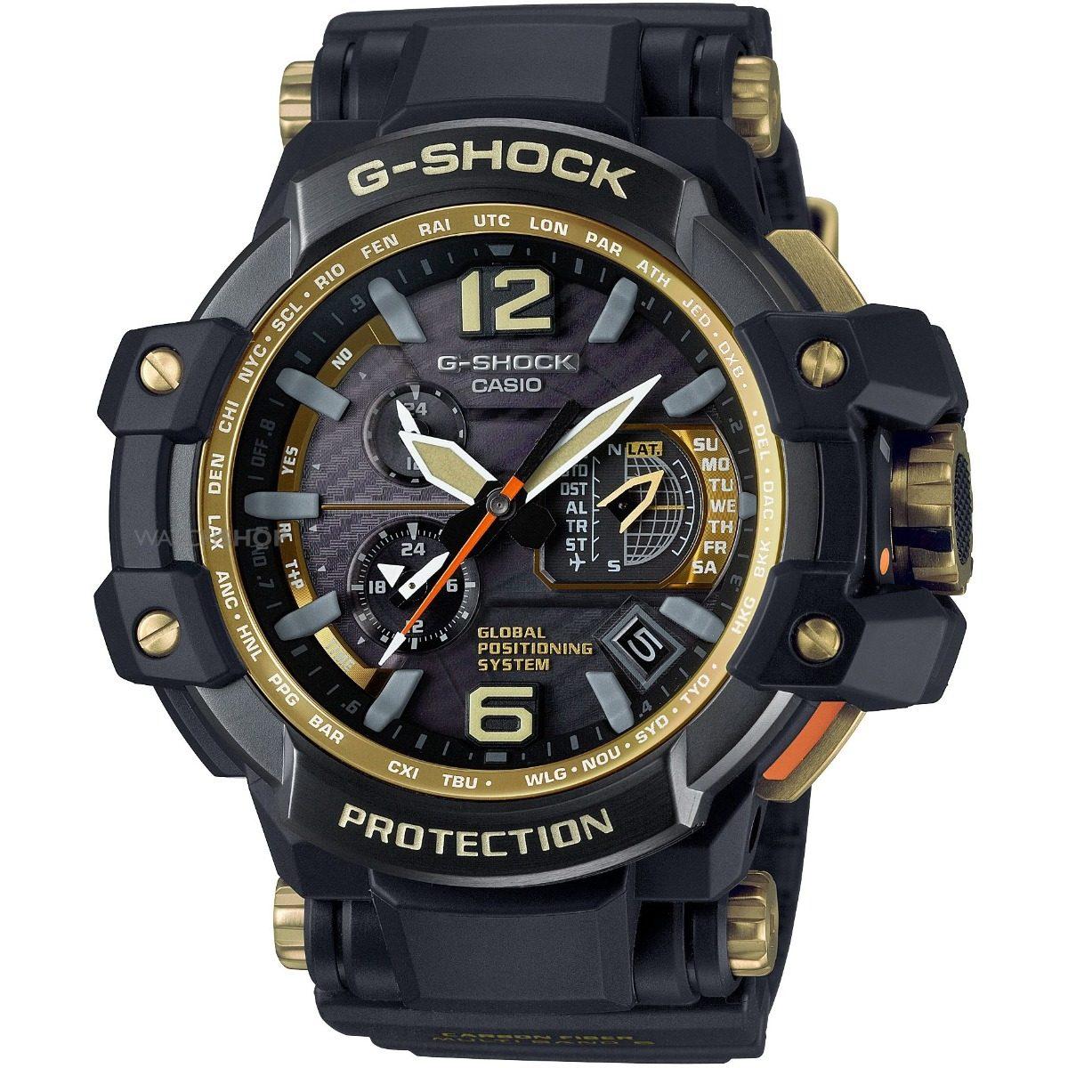 023b7408a7c kit com 5 relógio casio g-shock digital e analógico sport. Carregando zoom.