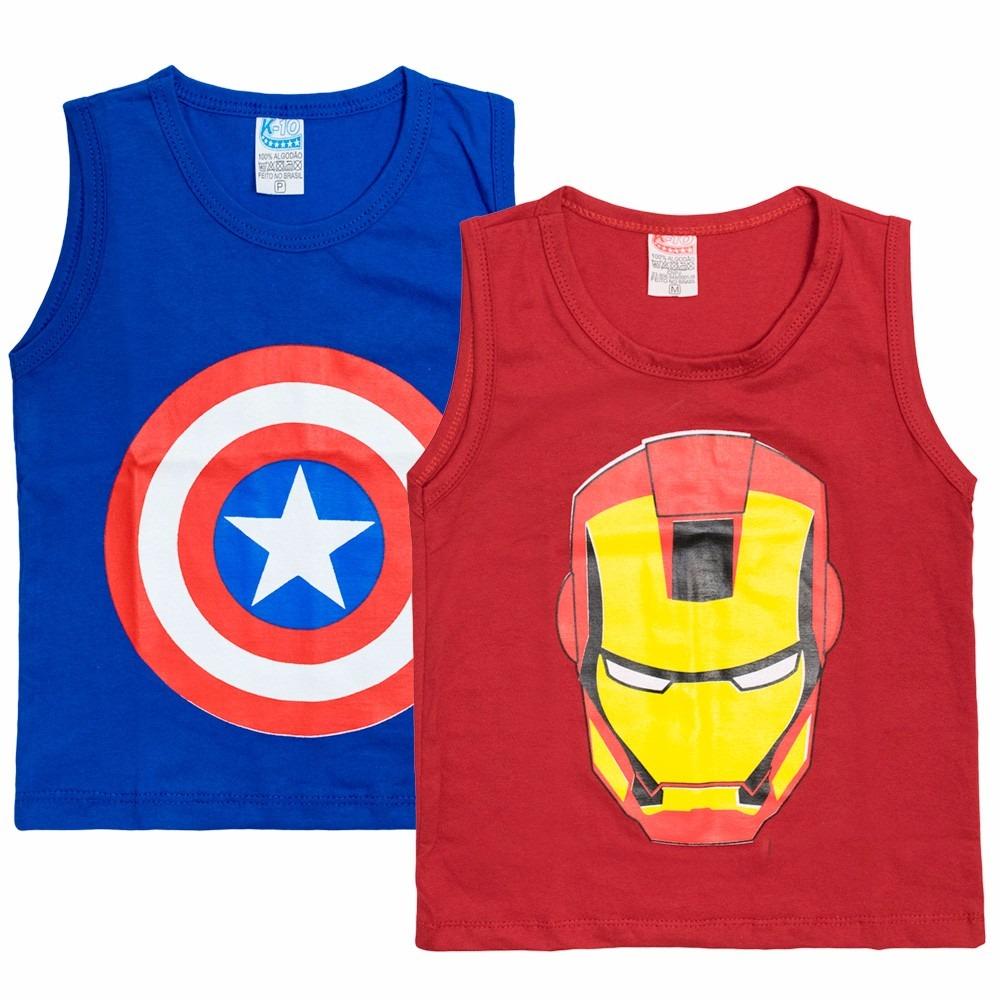 5f0491e4e5 Kit Com 50 Camisetas Infantil Personagem Atacado 5