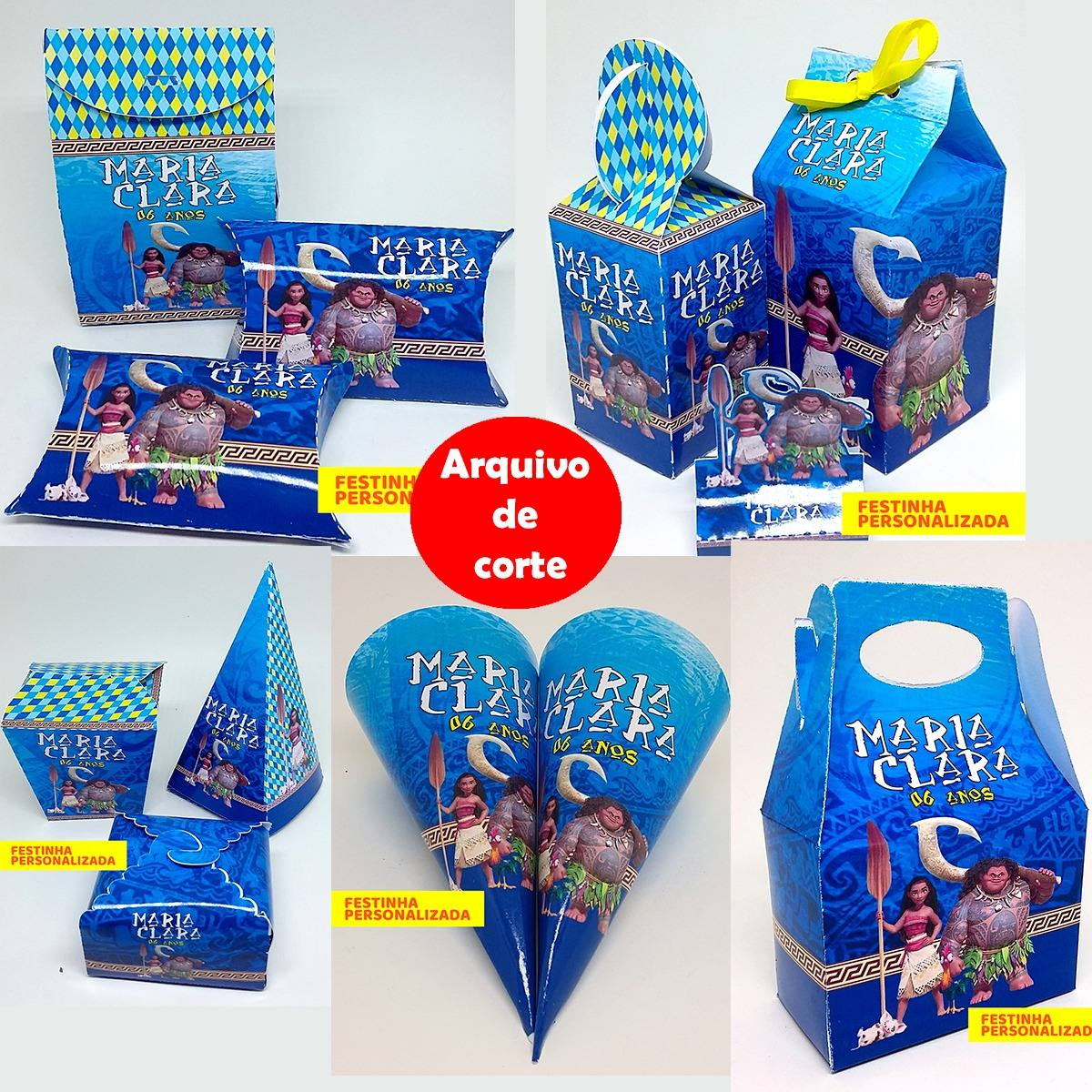 27e477735a83f Kit Com 540 Festas Prontas Arquivos Silhouette + 300 Brindes - R  25 ...