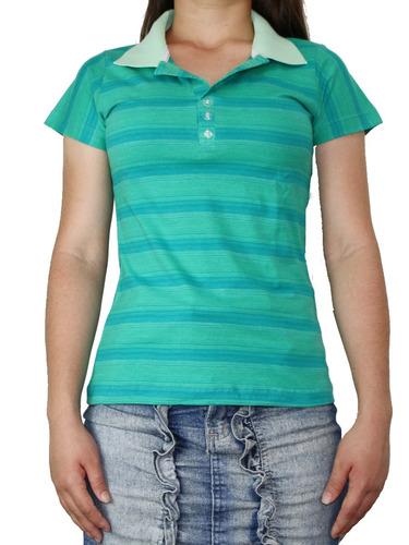 d32eaf4fb1 Kit Com 6 Camisas Polo Feminina Camiseta Blusa Atacado - R  155