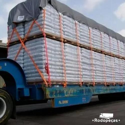 kit com 6 catraca + 6 cinta amarração 1,5 t 9 metros rabicho