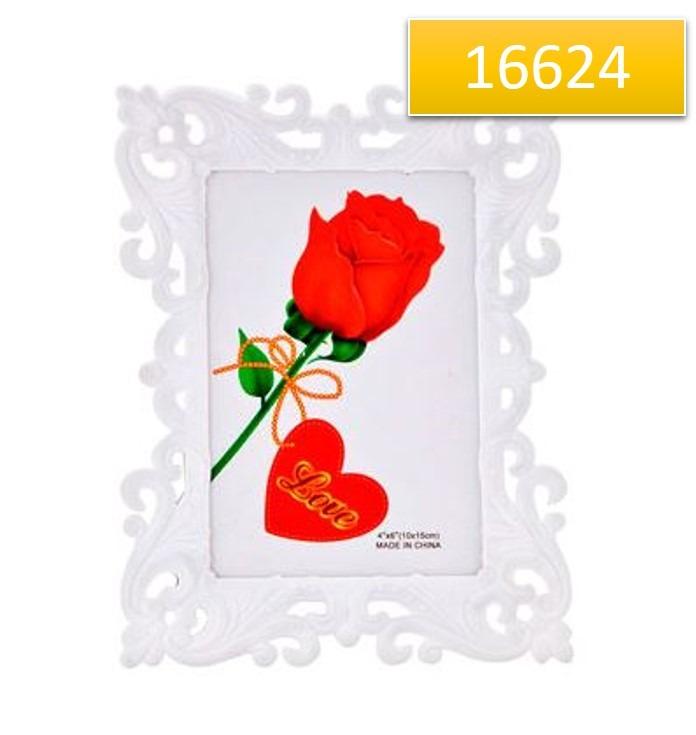 049a50a5ddf63 Kit Com 6 Porta Retratos Provençal Retro Colorido 10x15 Cm - R  76 ...