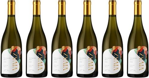 kit com 6 unidades vivaz vinho branco |safra 2018|