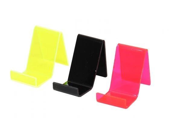 8e45c5dad56 Kit Com 60 Porta Celular Em Acrílico Cores - R$ 210,00 em Mercado Livre