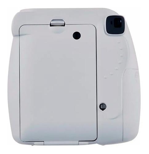 kit com câmera instax mini9 instantânea fuji + filme e bolsa