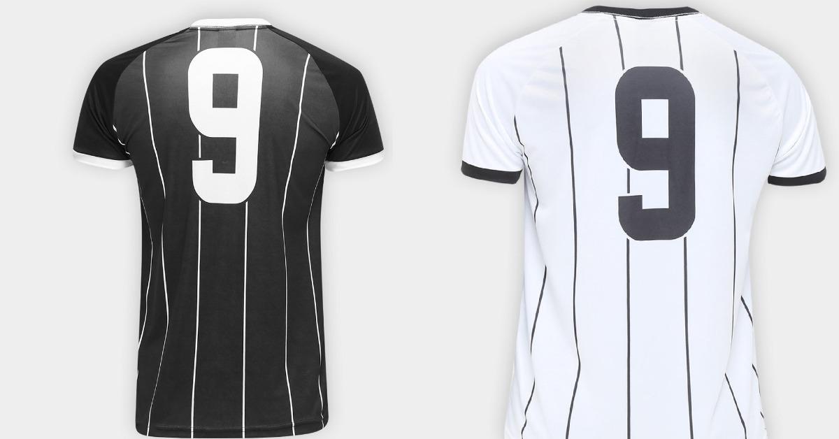 58e443dc71 Kit Com Duas Camisas Corinthians Fenomenal Tamanho Gg - R  120