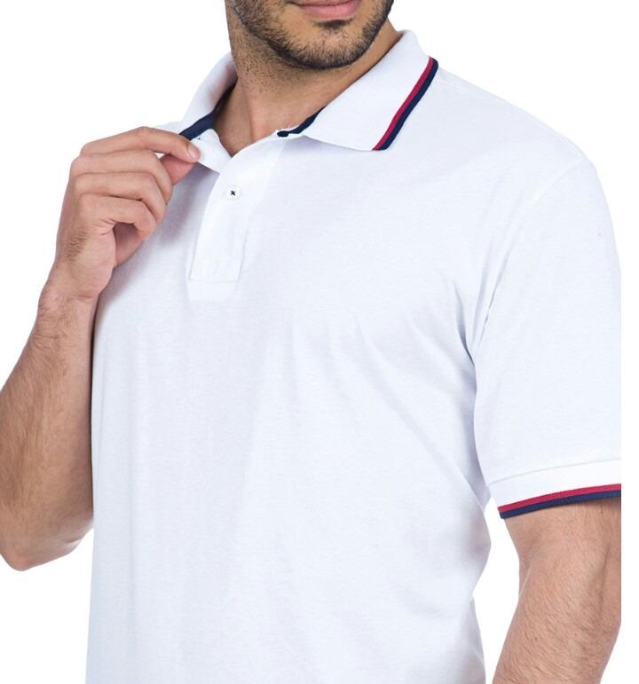 e330dcb1094d3 Kit Com Duas Camisas¿ Pólo Masculina Empório Colombo. - R  79