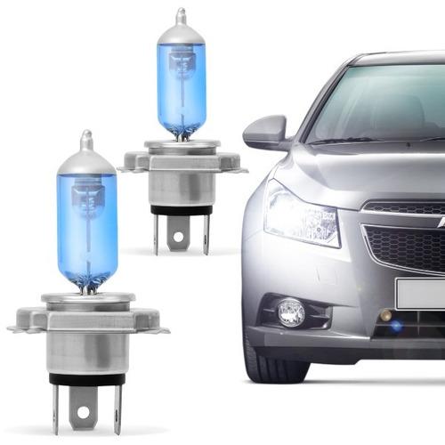 kit com  lâmpadas h1 h3 h7 hb3 hb4 h11  p/ todos carros gm