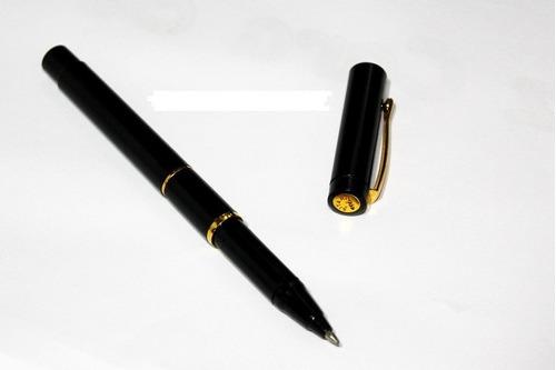 kit com três caneta carimbo sitari - já gravada
