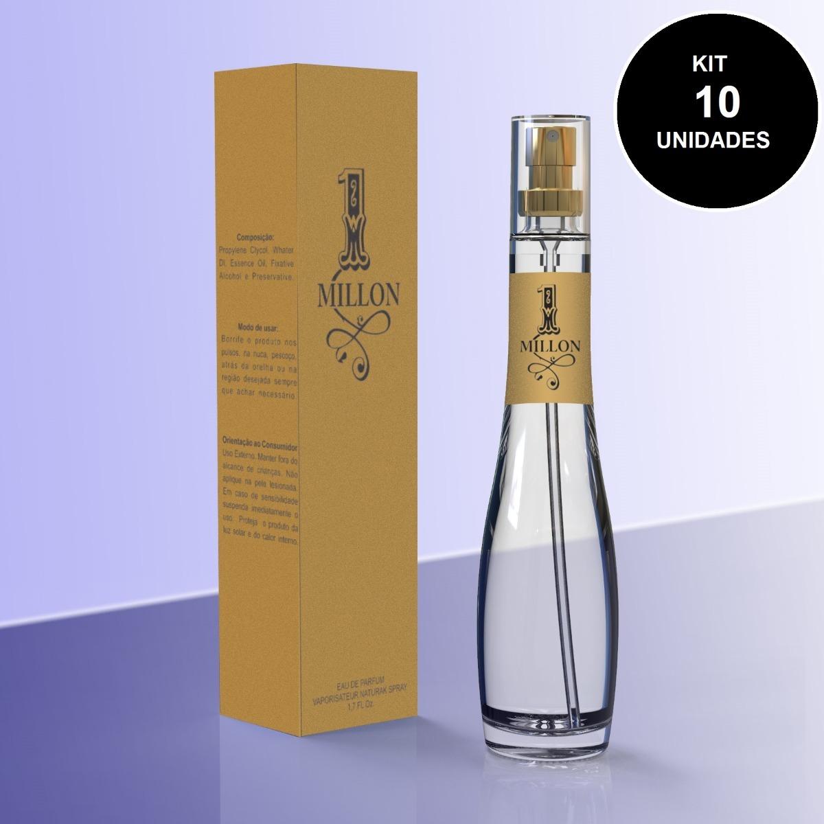 Kit Combo 10 Perfume Importados b5630ec6398