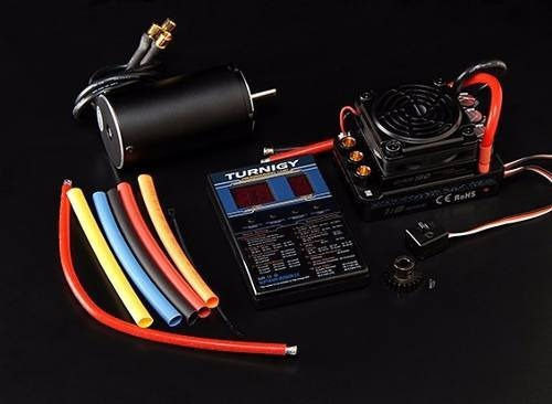 kit combo automodelo 1/8 brushless 2000kv/150a 6s on buggy
