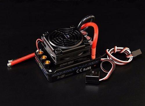 kit combo automodelo 1/8 brushless 2000kv/150a 6s on buggy