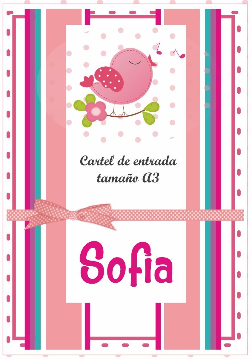 Kit Combo Baby Shower Deco Juegos Premios Souvenir Nena 1 950
