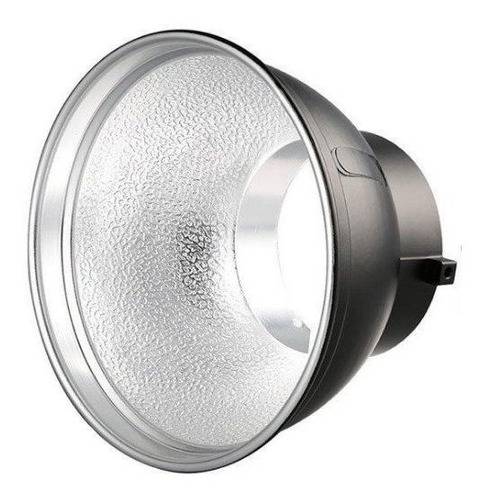 kit combo fotografía marca godox cacerola 18 cm + snoot con grid todo montura bowens