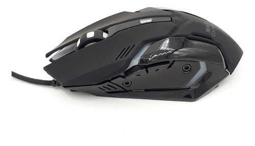 kit combo gamer teclado memb + mouse 6bot backlight njoytech