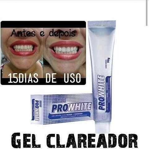 Kit Combo Promocao Gel Pasta Hinode Prowhite Clareador Dente R 97
