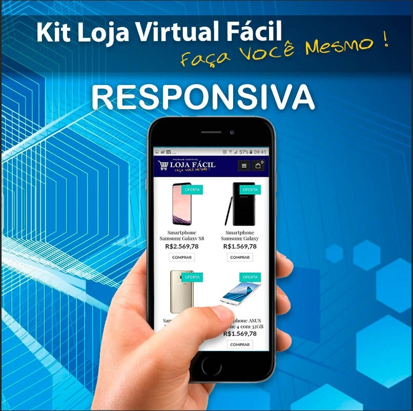 5e3fc75e7 kit como criar loja online passo a passo videoaula pagseguro. Carregando  zoom.