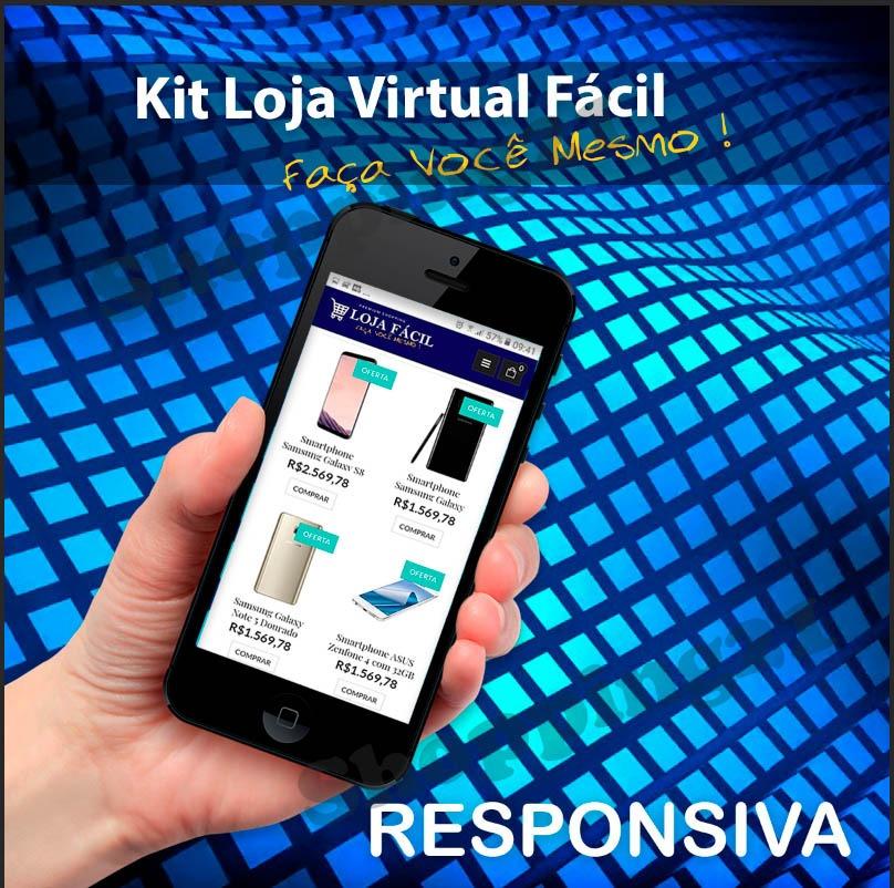 4ea33d422 kit como criar loja online videos tutoriais pagseguro. Carregando zoom.