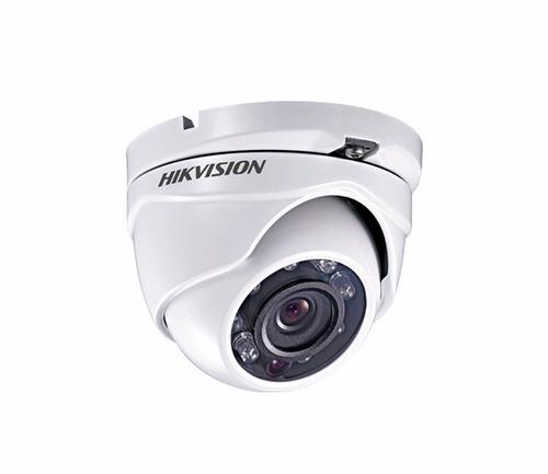 kit completo 4 cámaras hikvision hd 1tb  cctv dvr accesorios
