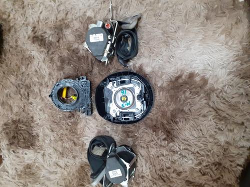 kit completo air bag mazda 3 sedan 2018