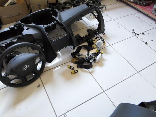 kit completo airbag hyundai hb20,