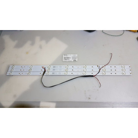 Kit Completo Barra Led Tv Aoc Le32s5760 Philips 32phg4900/78