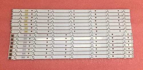 kit completo barras led samsung un55eh6000g un55eh6000  novo