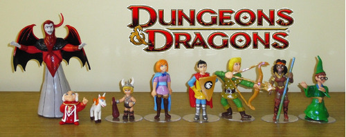 kit completo caverna do dragão em biscuit rico em detalhes
