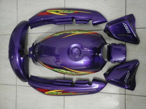 kit completo cbx 200 strada