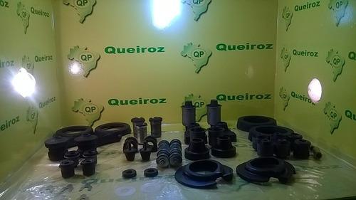 kit completo de buchas da supensão diant/tras.opala/caravan