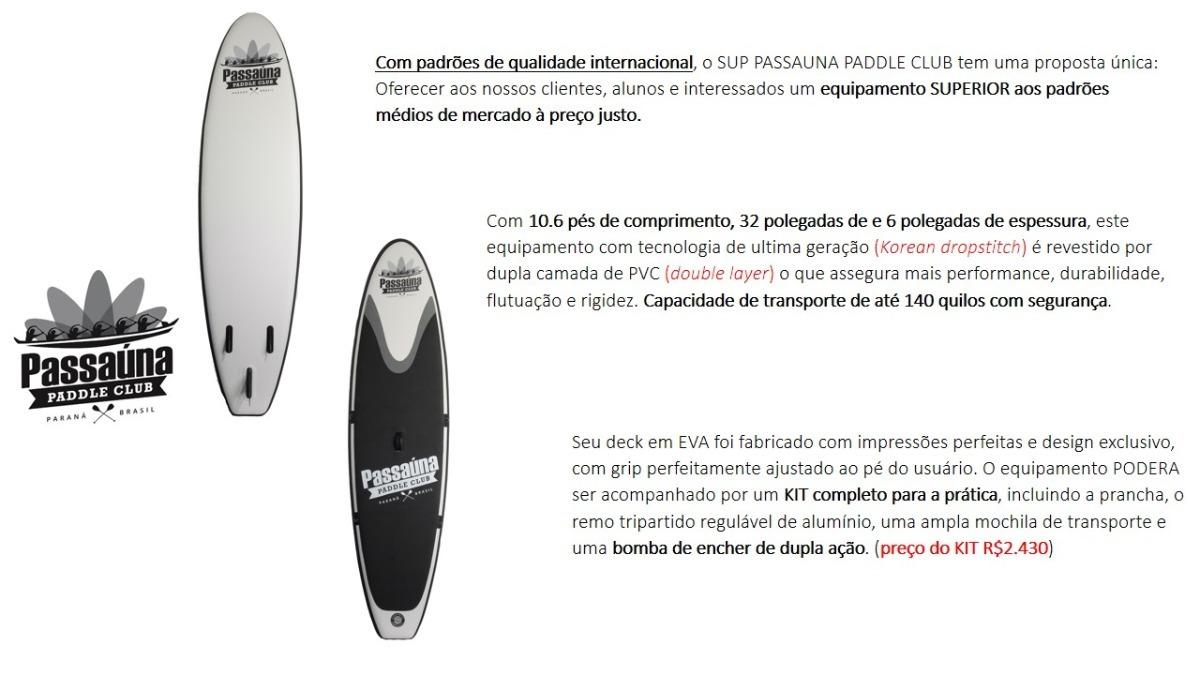 2f1cf30e8 kit completo de stand up paddle inflavel - queima estoque. Carregando zoom.