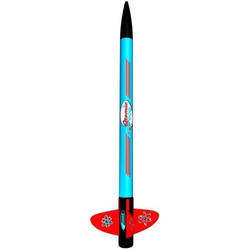 kit completo do mini foguete atomic sky voa de verdade
